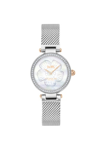 Coach white Coach Park White Mother Of Pearl Women's Watch (14503510) 0C88DACF54E45BGS_1