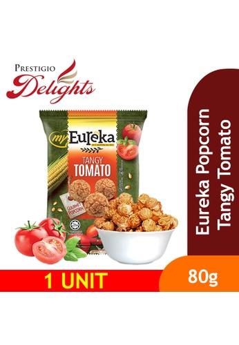 Prestigio Delights Eureka Popcorn Tangy Tomato 80g 8B834ES02C2248GS_1