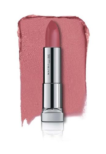 Maybelline pink Maybelline Colorsensational Powder Matte Mauve It Up MPK18 E7730BE421C12CGS_1