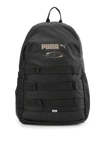 PUMA black Style Backpack BA6B5ACCDE1C4EGS_1
