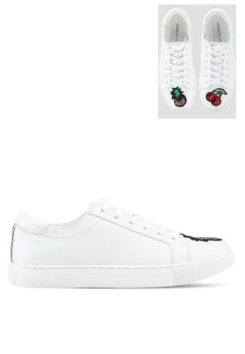 Kenneth Cole 白色 Kam Fruit Sneakers 09A7ASHD353373GS_1