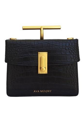 Ava Moony black Salma Bag 92FA2ACD6504D0GS_1