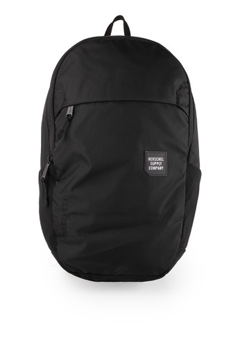Herschel black Mammoth Medium Backpack E4F4DACC79B56AGS_1