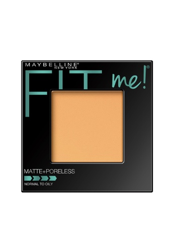Maybelline Maybelline Fit Me Matte + Poreless Pressed Powder (230 Natural Buff) MA671BE0RW77MY_1