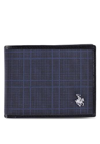 Swiss Polo blue RFID Blocking Wallet F9872ACD772168GS_1