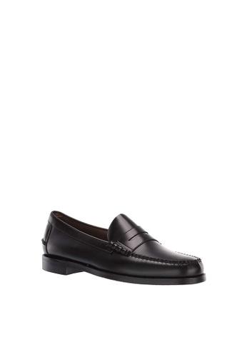 Sebago brown Men's Dress Casual Shoes Classic Dan 02BE3SHBBE3510GS_1