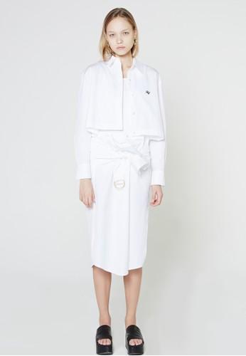 兩用襯衫式連身裙, 服飾,esprit outlet台北 洋裝