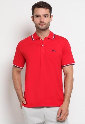 Hammer red Hammer Men Polo Shirt Fashion E1PF571 R1 Red 3475EAA312FB63GS_1