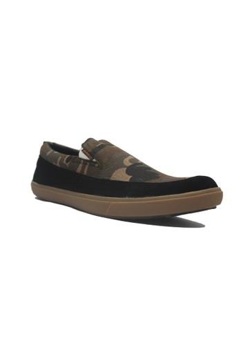 D-Island brown D-Island Shoes Slip On Board Army Suede Brown DI594SH86SGBID_1