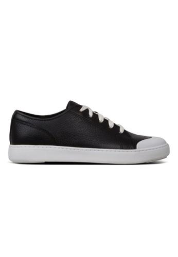 FitFlop black Fitflop Men Christophe Toe-Cap Sneaker Black 8D673SH0CA2208GS_1