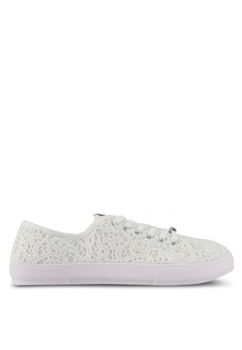 ONLY white Saphir Sneakers E1488SH961EAC4GS_1