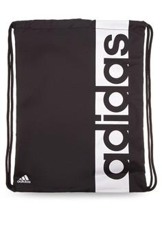 【ZALORA】 adidas essentials linear performance gym bag