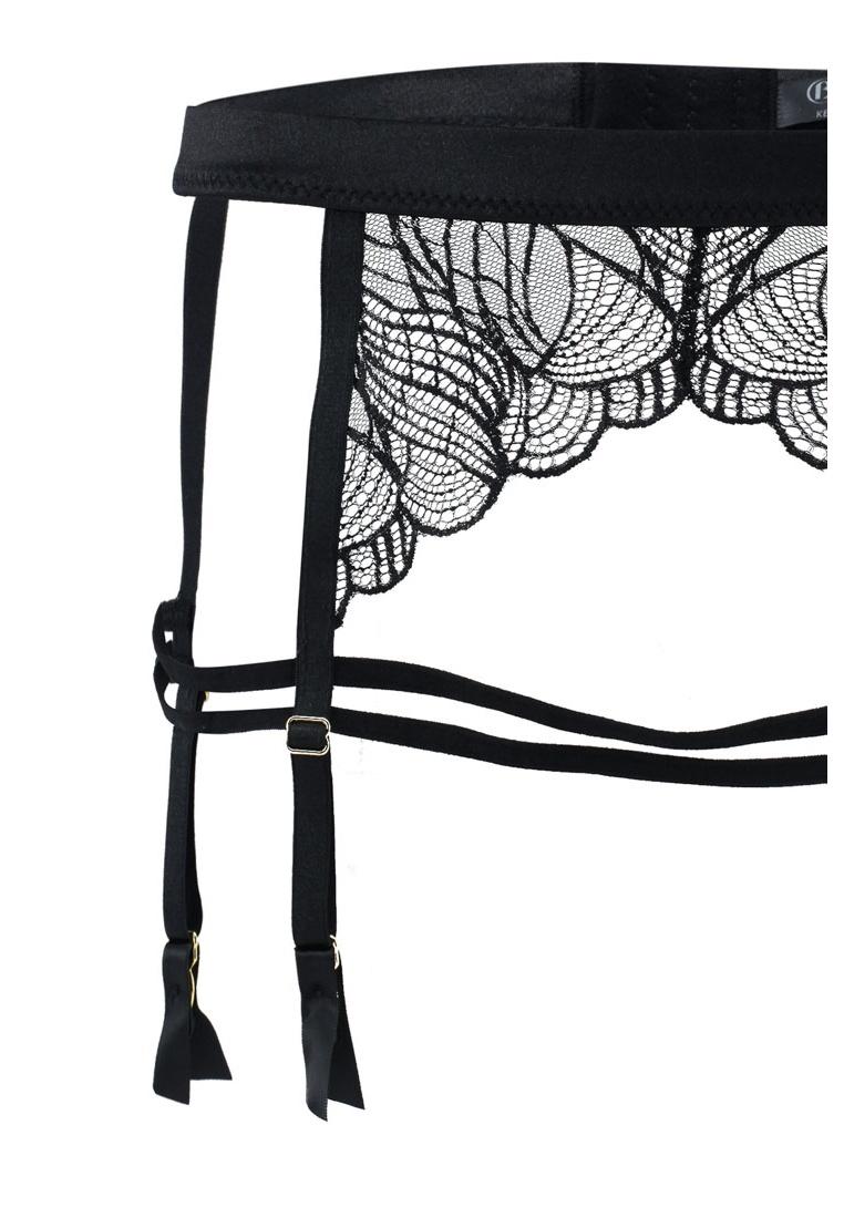 Black Black Suspender Suspender Emerson Emerson Bluebella Bluebella 8ap0qwqxP