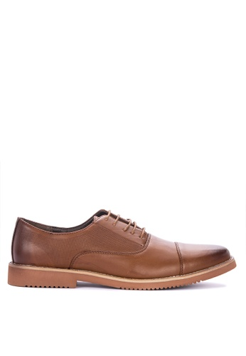 Preview brown Zakariya Formal Shoes 77A3ESHA5BE084GS_1