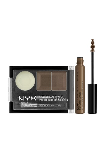 NYX Professional MakeUp brown NYX PROFESSIONAL MAKEUP Eyes Bundle - Set 4 22990BE798A867GS_1