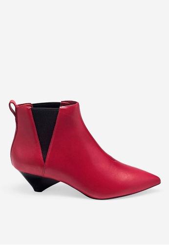 ASH 紅色 Cosmos - 紅色靴 2BC11SHBD481C8GS_1