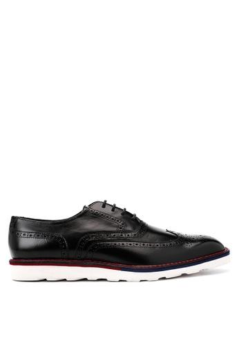 Antonio Manila black Jeremiah Formal Shoes AN569SH60HGHPH_1