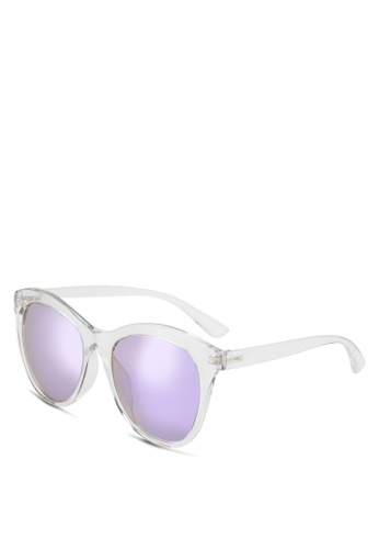 Vogue white In Vogue VO5175SD Sunglasses VO655GL53GTAMY_1