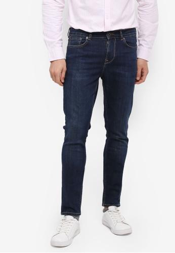 Jack Wills blue Cashmoor Skinny Jeans FC2EEAA3F4D5ABGS_1