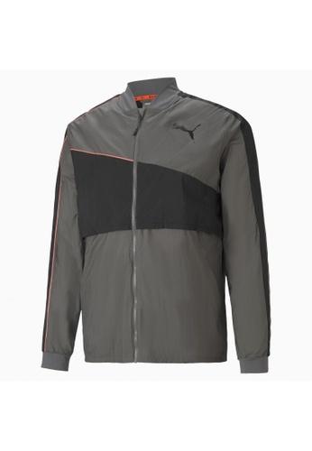 PUMA grey PUMA Run Ultra Jacket C775BAA82CEAB3GS_1
