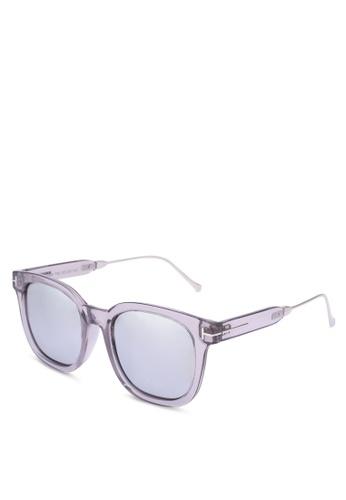 Medium Rare Store 銀色 Tate Glasses 84058GLFF87947GS_1