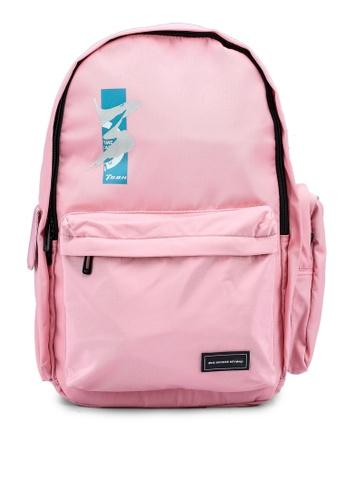 361° pink Sports Life Backpack 0B913AC25B56BFGS_1