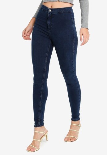 TOPSHOP blue Indigo Joni Jeans F0CC5AA9EFAD3DGS_1