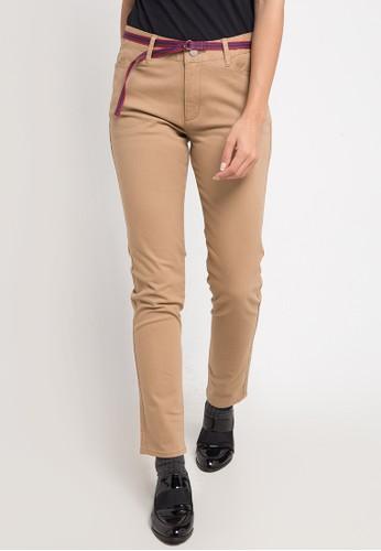 Giordano multi Women's Essential Khakis - Slim Tpr D968CAA5893861GS_1