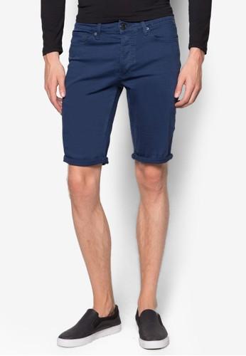 Eddy 貼身丹寧短褲、 服飾、 短褲RiverIslandEddy貼身丹寧短褲最新折價