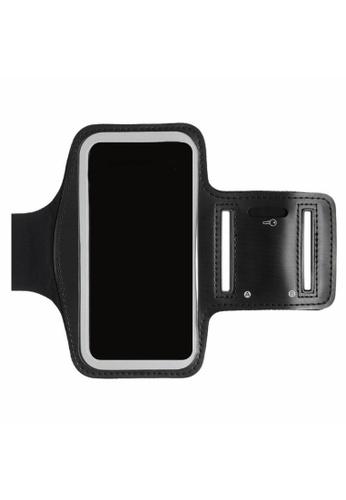 MobileHub black Sports Armband for Xiaomi Mi4c MO220AC36FNNPH_1