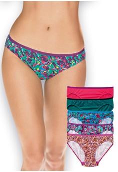 Floral Pop Panties Set