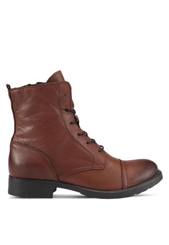 ALDO brown Bentzen Boots AL087SH0SE1ZMY_1