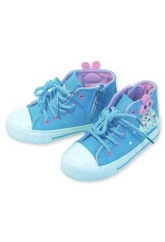 Bunny canvas shoes