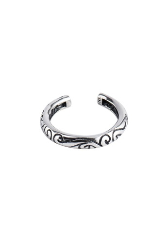 A-Excellence silver Premium S925 Sliver Vintage Ring E4639AC47392C1GS_1