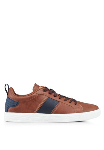 ALDO brown Olardon Sneakers 333ADSH1AC00D6GS_1