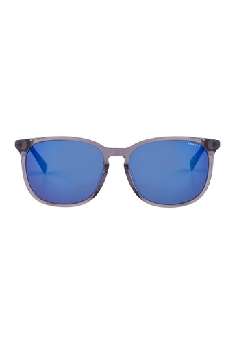 ESPRIT ESPRIT Oval Purple Sunglasses ET13125 ES374AC73FZYMY_1