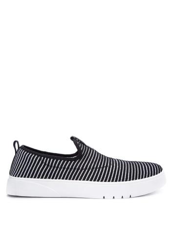 Jump black and white Hayward Sneakers JU701SH05VNQPH_1