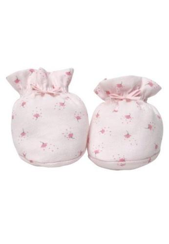 Organic mom pink Organic Dandelion Socks  (SPRING/SUMMER) 5F3C2KAA7CAD1DGS_1