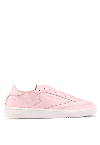 Reebok pink Club C 85 DCN Shoes RE691SH0SW2PMY_1
