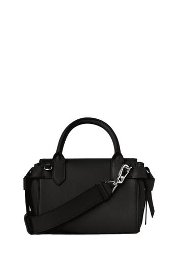 KARL LAGERFELD black K/Ikon Mini Top Handle 6595EACF152E5AGS_1