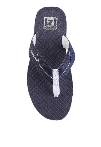 Pakalolo Boots navy Thong Sandal PA409SH07PCYID_1