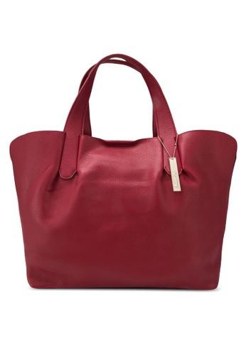 簡約esprit 香港仿皮手提包, 包, 手提包