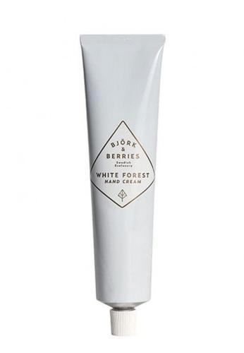 Bjork & Berries White Forest Hand Cream BJ508BE0GMK8SG_1