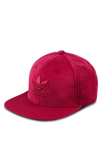 adidas red adidas originals tref herit snapback cap E42CFAC8393C62GS 1 7e2b34f96ce