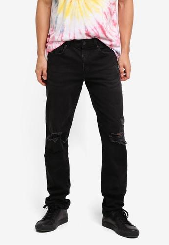 Cotton On black Slim Fit Jeans C941EAA6588D72GS_1