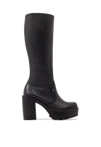 ROC Boots Australia black Gusto Black Boots RO517SH2V3ZBHK_1