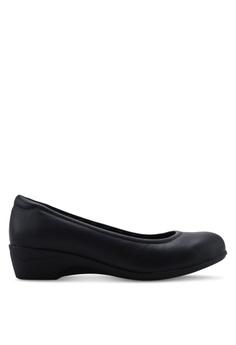 b952151b Bata black Slip On Dress Shoes 81596SH3349479GS_1