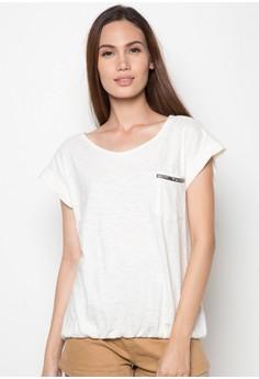 Beige Pocket Shirt