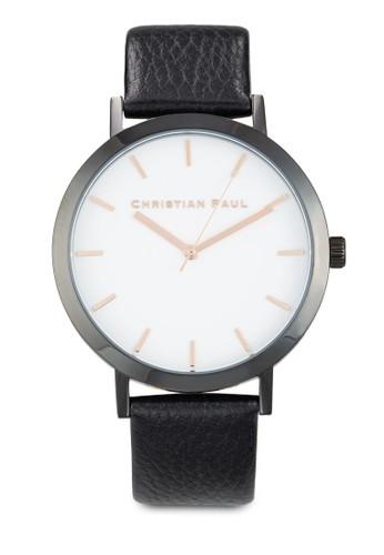 Resprit hong kong 分店aw 43mm 圓框手錶, 錶類, 飾品配件