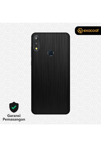 Exacoat Asus Zenfone Max Pro M2 3M Skins Titanium Black - Cut Only 4BC08ES7EF7D46GS_1